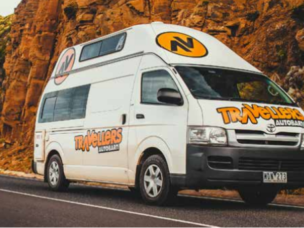Whereabouts - Australia Campervans