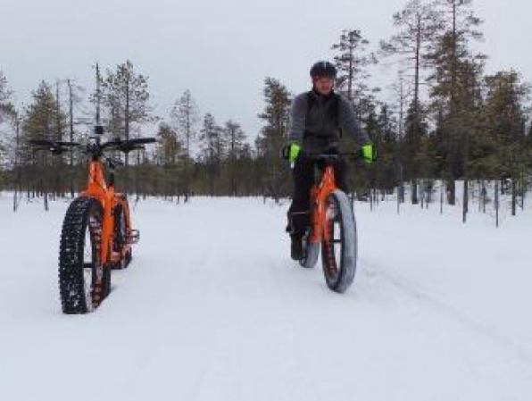 Fat Biking Alice Blog